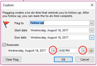 Tip-Trick-2_Schedule a reminder on an email